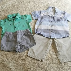 BABY BOY MATCHING SETS👶👕👖